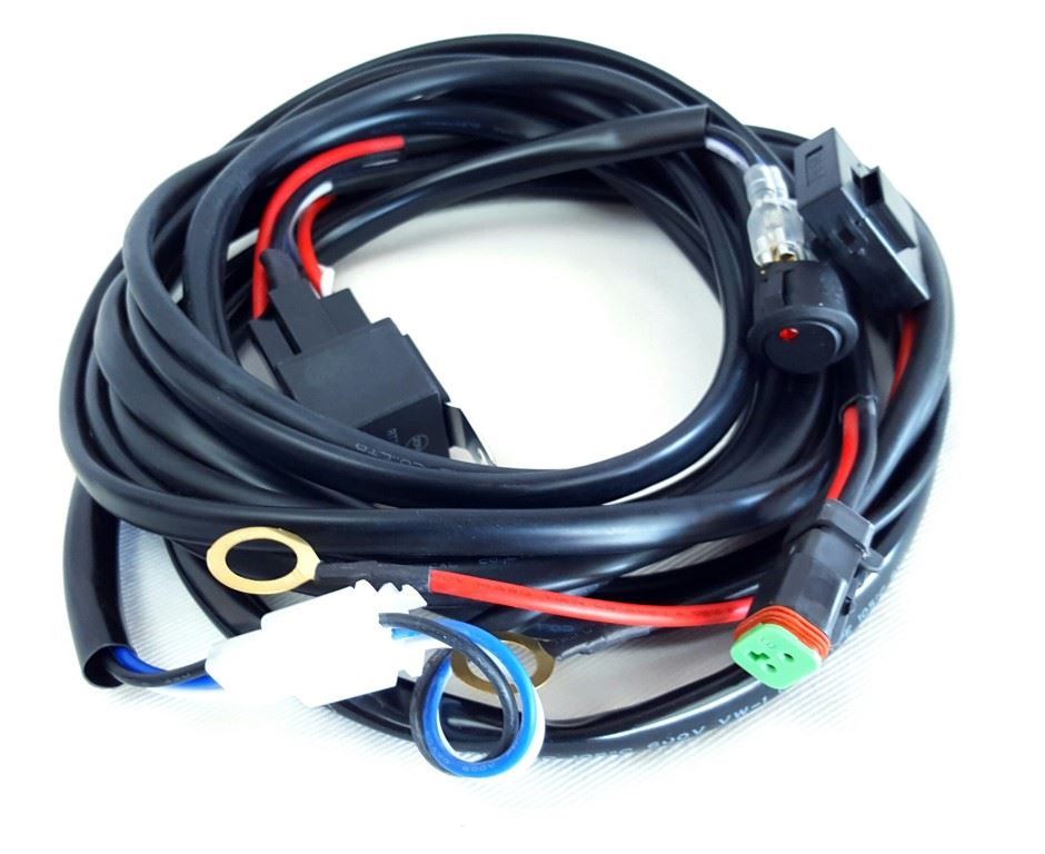 Picture of Wiring Harness with DT Connector(s)