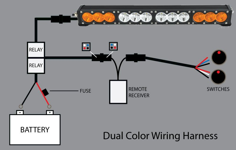 Dual Color Wiring Diagram