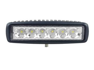 "Picture of 6"" LED Light Bar - Spot or Flood Beam"