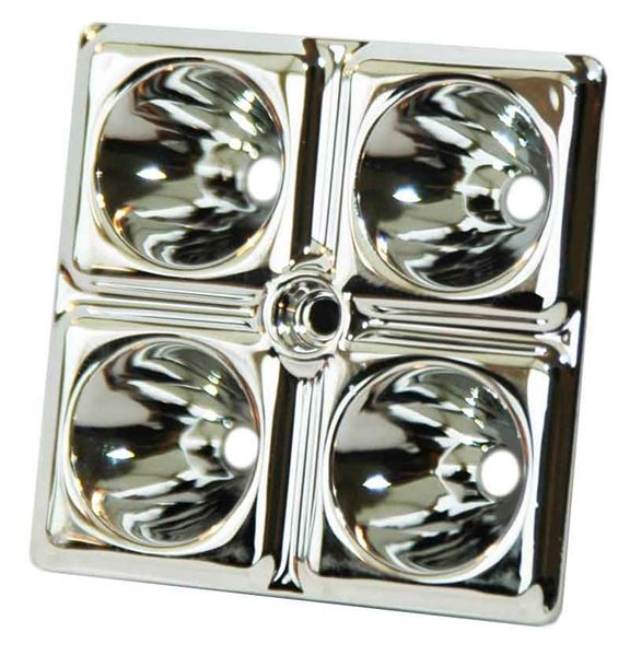 Picture of 4 LED (2x2) Replacement Reflector - Spot