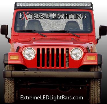 Picture for category Jeep Light Mounts