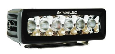 "Picture of Pro-Series 6"" CREE LED Light Bar Combo, Spot or Flood Beam"