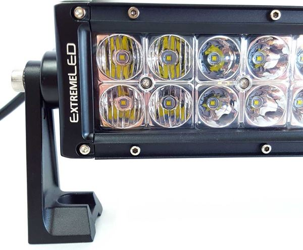 """Picture of Pro-Series 2D 8"""" CREE LED Light Bar - 2,880 Lumens - Combo Beam"""