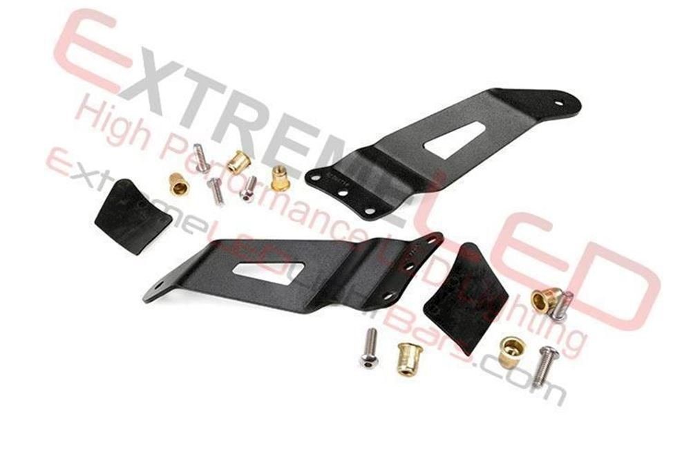 """Picture of 50"""" Straight LED Light Bar Mount for Chevy/GMC 2007-2014"""