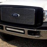 "Picture of 20/22"" Dual and Single Hidden Bumper Mount for Ford F150 2006-2008"