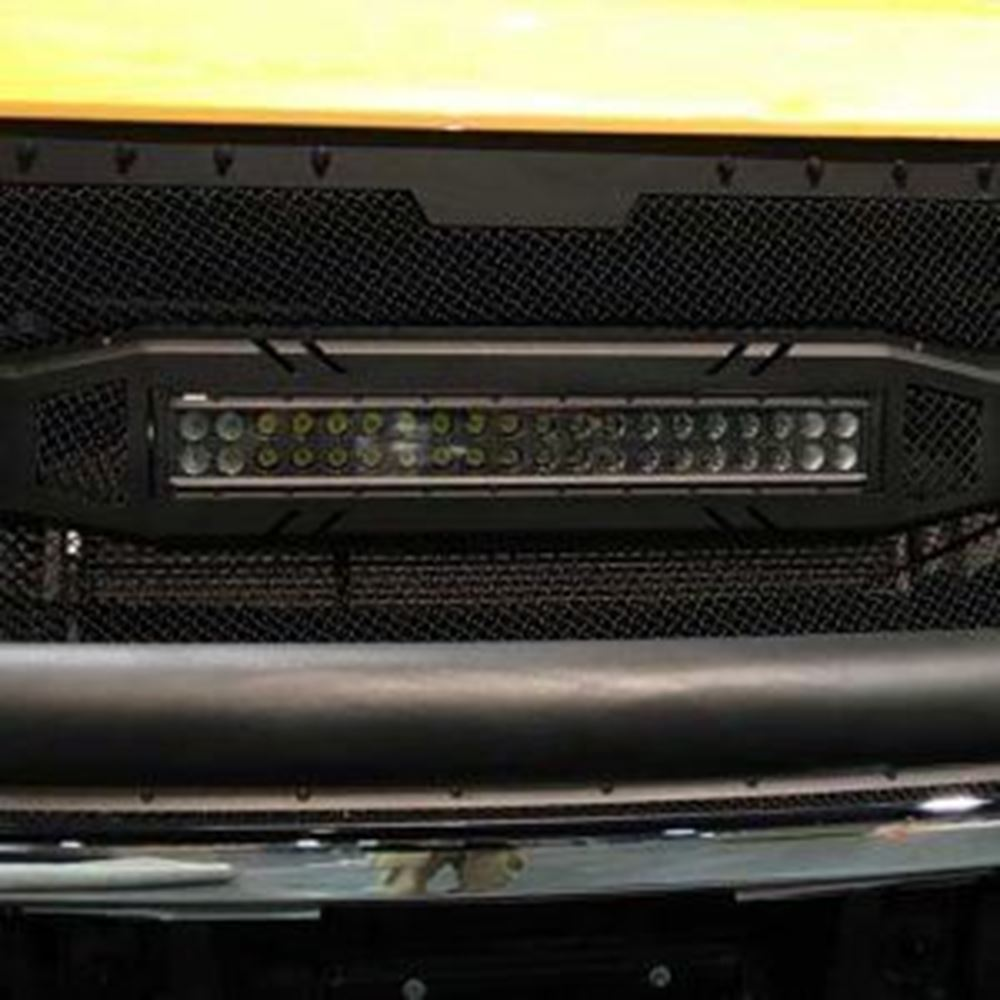 """Picture of 20"""" Hidden Bumper Mount for Ford F250/350/450"""
