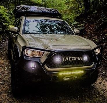 Picture for category Toyota Tacoma LED Light Bars and Pods