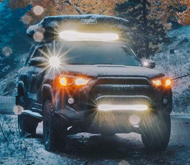 Picture for category Toyota 4Runner LED Light Bar Packages