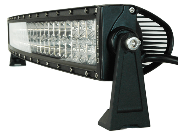 "Extreme Series 5D 52"" Curved CREE LED Light Bar - 36,000 Lumens - Combo Beam"