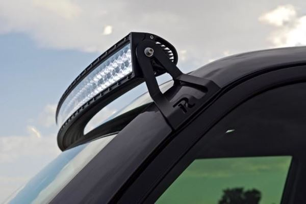 "Toyota 4Runner (2002-2018) 52"" Curved LED Light Bar Kit"