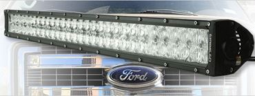 Picture for category F-150 Light Bars & Mounts