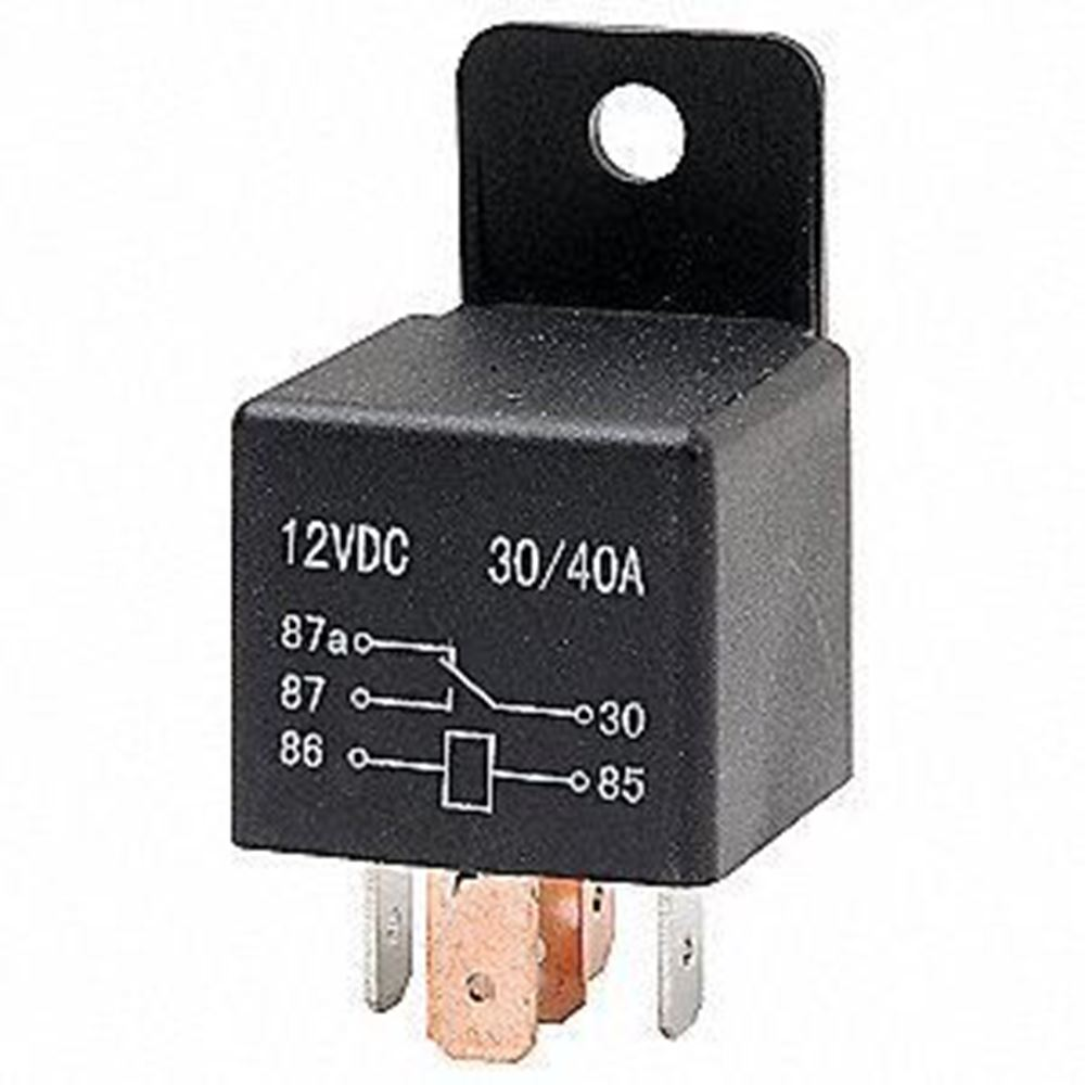LED Wiring Harness Relay