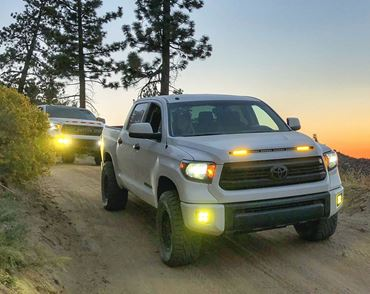 Picture for category Toyota Tundra LED Light Bars and Pods