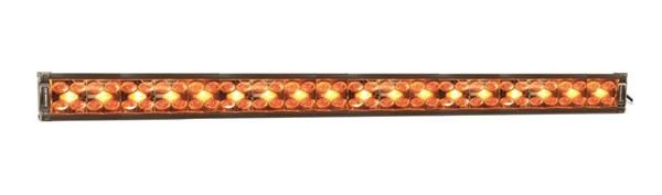 """Picture of X8 Amber and White 40"""" Dual Row LED Light Bar (Combo Spot-Flood)"""