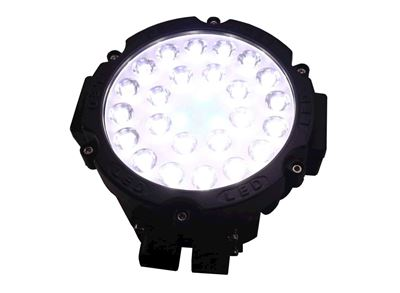 "5"" Round LED Rally Light (80W)"