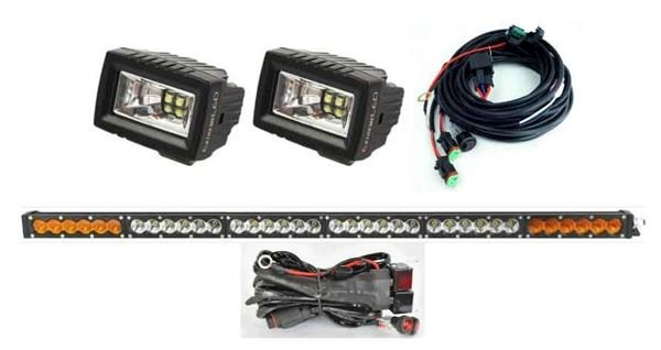 Picture of Roof Rack Light Kit