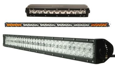 Picture for category LED Light Bars for Cars