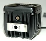 """Picture of Extreme 4D Series 3"""" CREE LED Light Pod - Spot Amber"""