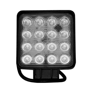 "Picture of Allora 4.25"" Square LED Light"