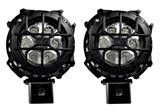 """Pro Series 3"""" Round Pod Light with Cover (Pair)"""