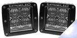 "Extreme Series 3"" - Flood Beam Pods (Pair)"