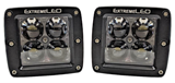 "Extreme Stealth Series 3"" Flood Beam Pods (Pair)"
