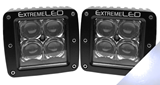 "Extreme Series 3"" Spot Beam Pods (Pair)"