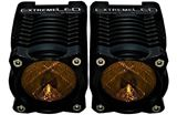 "Extreme Stackerz - 2"" Flood Beam - Amber Pods (Pair)"