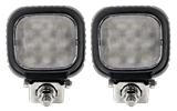 "Gladiator 4"" LED Light Pod - Flood Beam (Pair)"